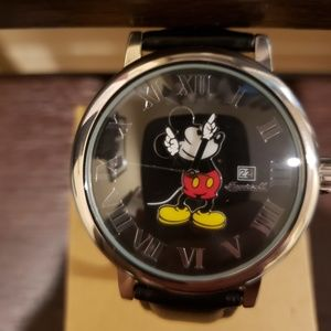 New Men's Disney Mickey Watch